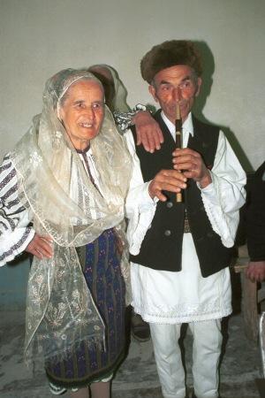 Fluier - Aerfu, Muntenia