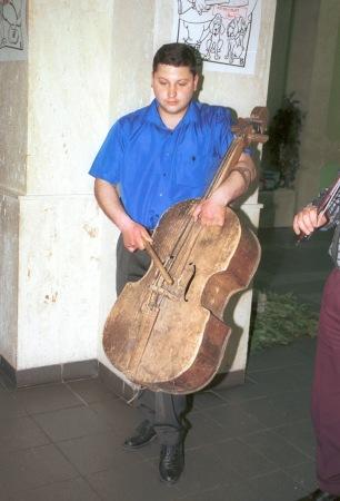 Gordon – hit-cello