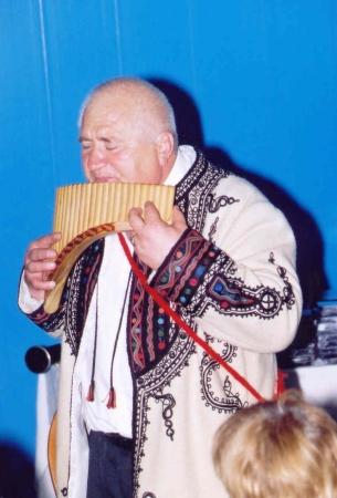 Nai – the Romanian panpipe