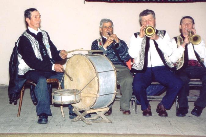 Fanfare - Timișești, Moldavia
