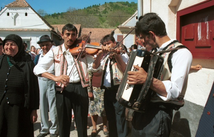 Taraf - Topa, Transylvania