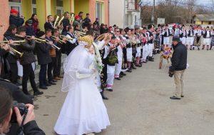 Carnival custom in Bănia
