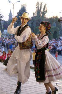 Dance group from Bihor